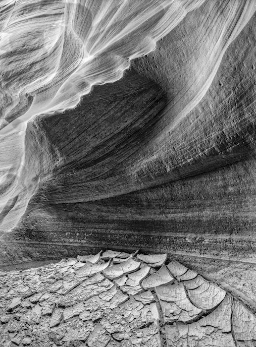 Upper Antelope Canyon, AZ by Harvey Kupferberg. Courtesy of Touchstone Gallery.