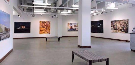 Brentwood Arts Exchange Seeks Gallery Assistant
