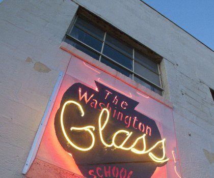 Job Opening at Washington Glass School