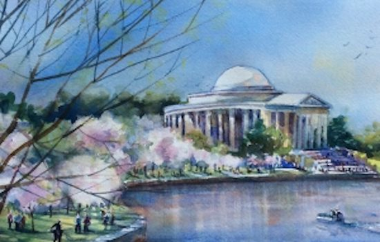 American Painting Fine Art Presents Painted Washington DC Group Exhibition
