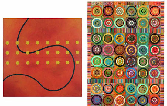 Athenaeum Gallery Presents Stephen Boocks and Reni Gower Pattern and Repetition