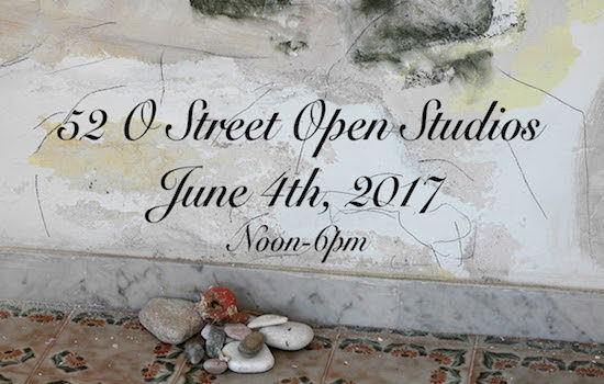 52 O Street Artist Open Studios