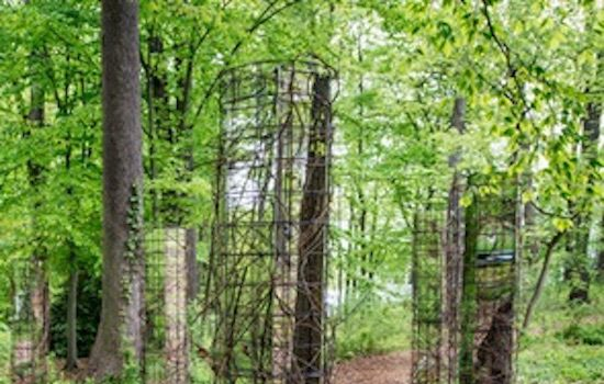 The Kreeger Museum Sculpture Garden Inaugurates Sandra Muss Portals