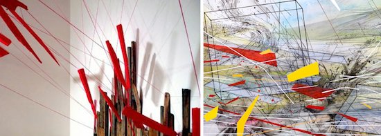 Artists Circle Fine Art Presents Sarah Hardesty and Chee-Keong Kung Trajectories