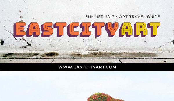 East City Art Summer 2017 Quarterly