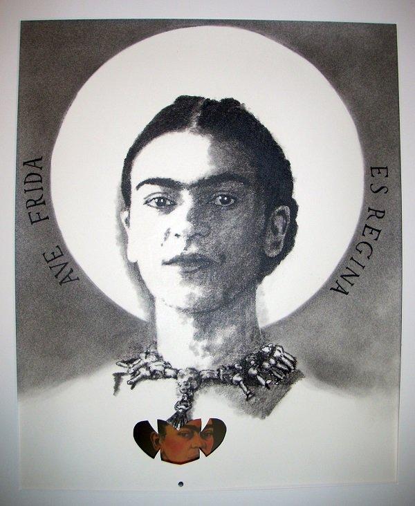 Frida es Regina Image courtesy of the artist.