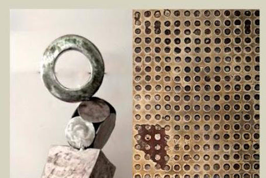 Watergate Gallery Presents Richard Binder and Jorge Caligiuri Motion in Two and Three Dimensions