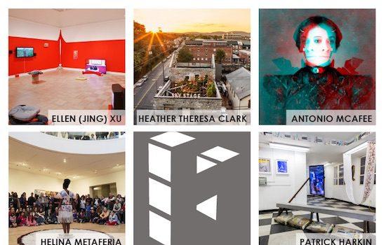 Hamiltonian Artists Announces the 2017-2019 Hamiltonian Fellows