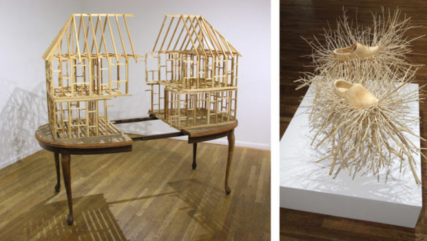 Black Rock Center for the Arts Presents Evan Reed New and Recent Sculptures & Lori Anne Boocks The Shape of Memories
