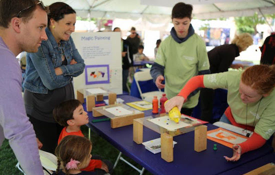 Greater Reston Arts Center Hosts Sunday Art in the Park