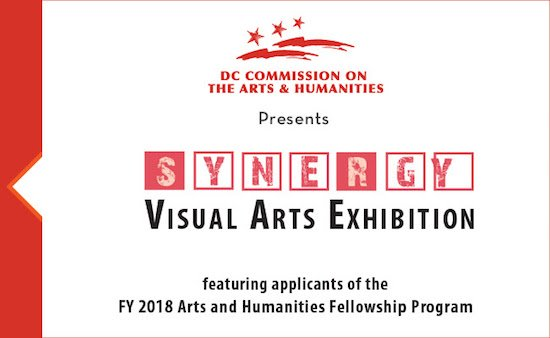 The DC Commission on the Arts and Humanities Presents Arts and Humanities Fellowship Program Visual Arts Exhibition