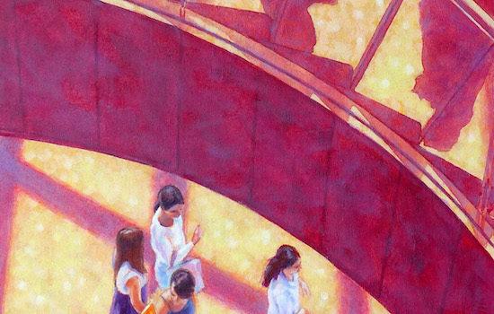 The Art League Presents Sally Davies Global Views: Light & Shadow