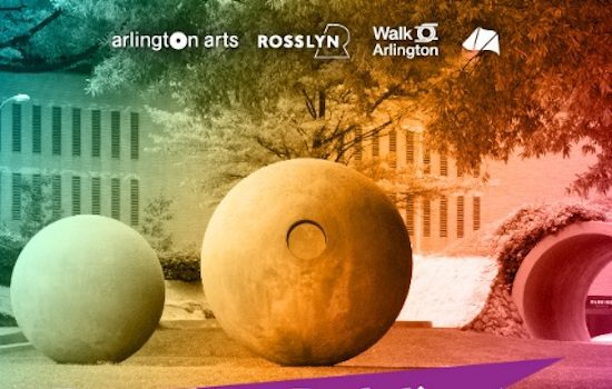 Rosslyn Public Art Walking Tour with Artist Graham Coreil-Allen