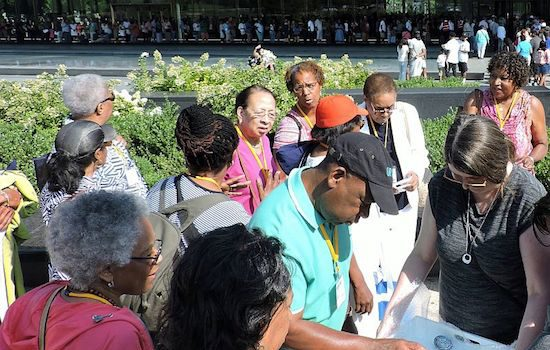 ArtWatch Promotes Peace at African American Museum