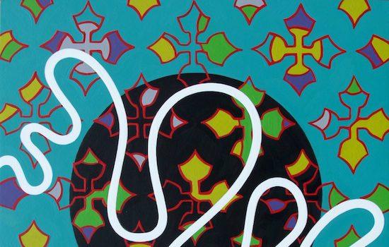 Schlesinger Center's Forum Gallery at Presents Maremi Andreozzi Zip Infinity
