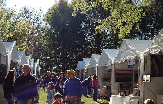 MPAartfest Returns to McLean's Central Park