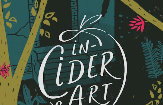 Art Matters Gallery Presents Caleb Luke Lin In-Cider Art