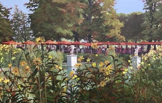 Addison/Ripley Fine Art Presents John Morrell Three Cities: Paris-DC-Oxford