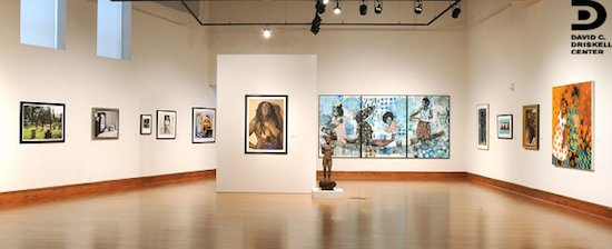 David C. Driskell Center Presents The Last Ten Years: In Focus Group Exhibition