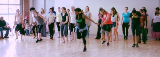 Fall Classes at Joe's Movement Emporium