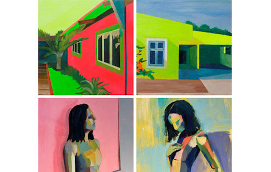 Glen Echo's Yellow Barn Studio Presents Julie Gross and Tessa Siewert Exploration of Color