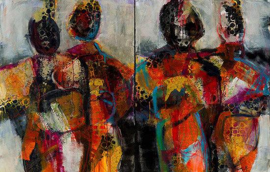 The Art League Presents M. Jane Johnson Splendid Fortitude