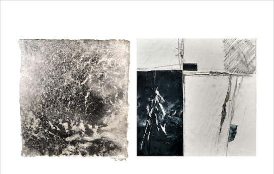 Willow Street Gallery at DC Arts Studios Presents Kristina King and Jim Maio Paper: Material & Process