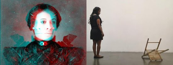 Hamiltonian Gallery Hosts Artist Talk with Antonio McAfee + Helina Metaferia