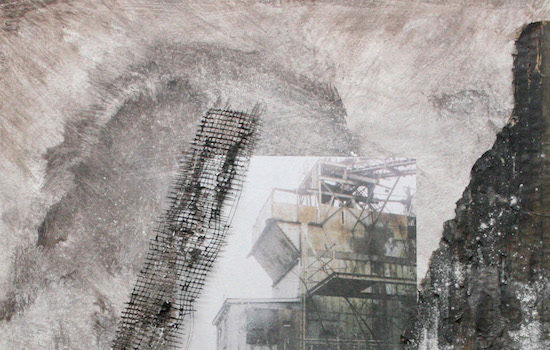 BlackRock Center for the Arts' Terrace Gallery Presents Cedric Williams: Dereliction