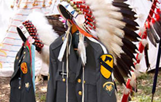 Call for Design Submissions for the National Native American Veterans Memorial