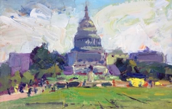 American Painting Fine Art Open House