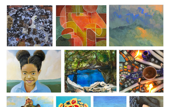 Passageways Artist Studios Fall 2017 Open House