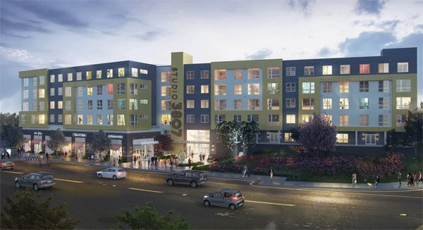 New Development in the Gateway Arts District Finds Inspiration in the Local Arts Community
