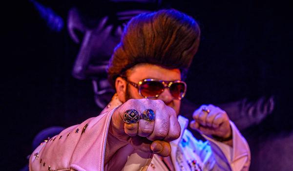 Elvis' Birthday Fight Club