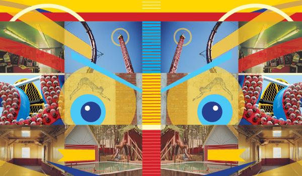 Clara Cornelius Imaginary Funhouse at Pyramid Atlantic Art Center