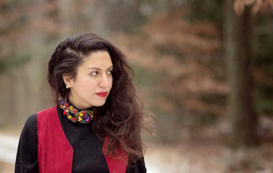 The Studio Visit Berlin Artist Fellowship Awardee: Mojdeh Rezaeipour
