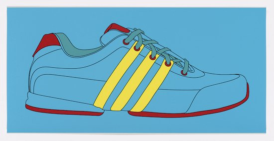 gallery neptune & brown Presents Michael Craig-Martin Quotidian: Editions