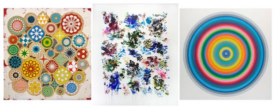Long View Gallery Presents Sarah Gee Miller, Kaori Takamura and Chris Robb New Year New Artists