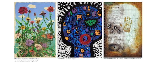 DC Arts Center Presents It's About that Time: Prints from Lily Press®