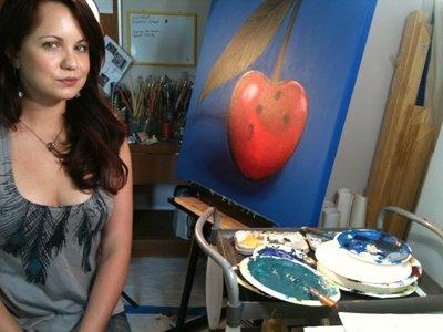 Emily Greene Liddle artist Mount Rainier MD on East City Art