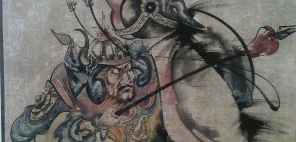 East City Art Reviews:  Tsolmon Damba at the Hill Center
