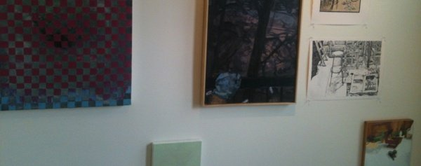"""East City Art Reviews:  """"19 Ways of Looking at a Painting"""" at Porch Projects"""