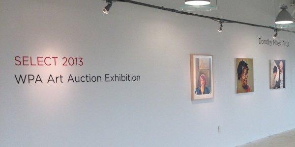 East City Art Visits Washington Project for the Arts' Select 2013 Gala exhibiton