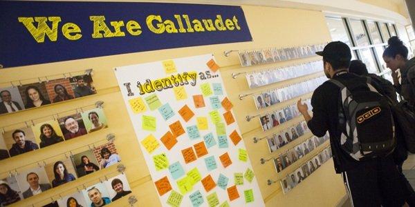 Gallaudet University Presents We Are Gallaudet