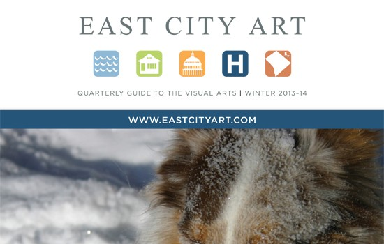 East City Art Winter 2013-2014 Quarterly