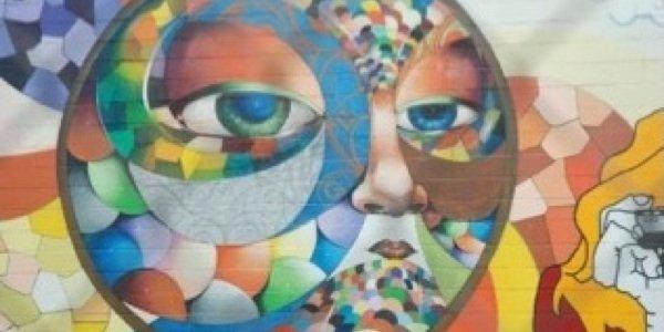 DC Murals & Art4All Present Past as Prologue