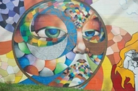 Photo courtesy of DC Murals Art4All.