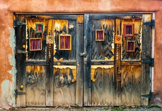 Locked by Rindy O'Brien. Photo courtesy of The Hill Center Galleries.