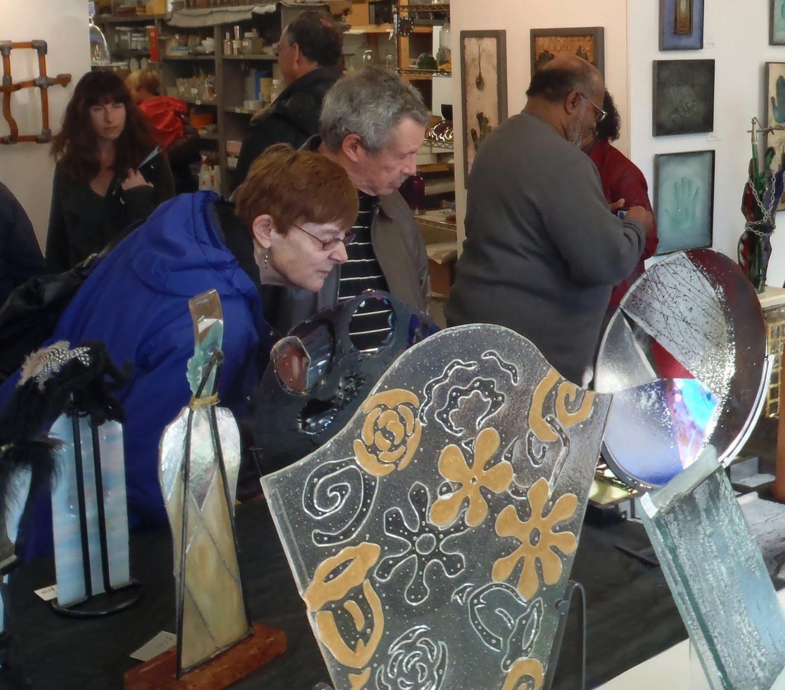 art.glass.sale