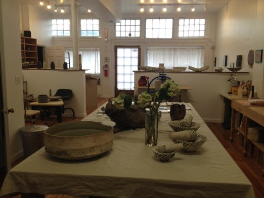 The studio is now ready for its debut!  Photo courtesy of Ani Kasten.